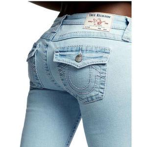 True Religion Women's Skinny Stretch Jeans (27)